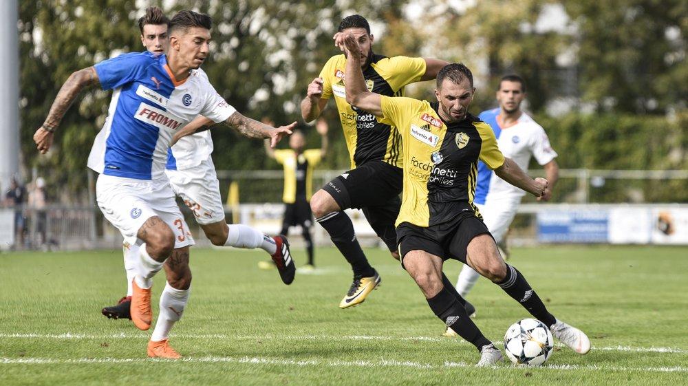 Auteur d'un exploit en Coupe de Suisse en 2018, le Stade Nyonnais devra les multiplier en championnat en 2019 pour espérer être promu en Challenge League.