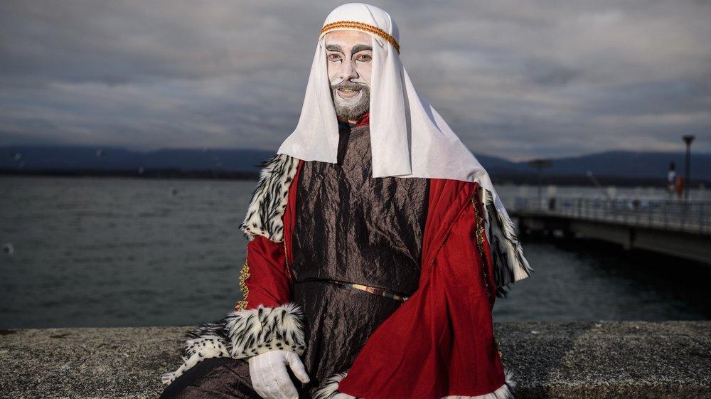 Dimanche dernier, Philippe Magnin a vécu son dernier cortège en tant que roi mage.