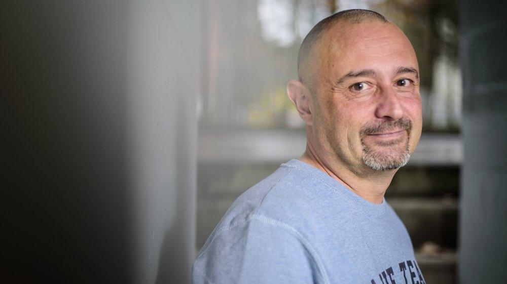 Jean-Marc Narr a fondé l'association Motiv'Emploi dans le but de suivre bénévolement les gens dans leur recherches.