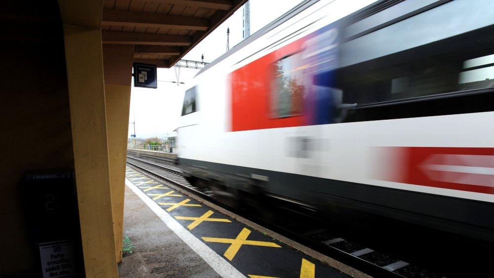 L'agression a eu lieu dans une gare de La Côte.