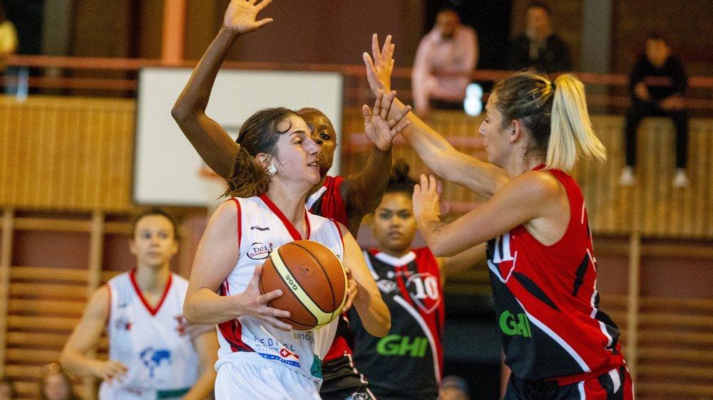 Une 13e défaite de rang pour Pauline Treier et DEL Basket.