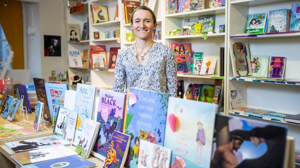 Kerstin Johansson Baker a transmis sa passion de la lecture à beaucoup d'enfants de la région.