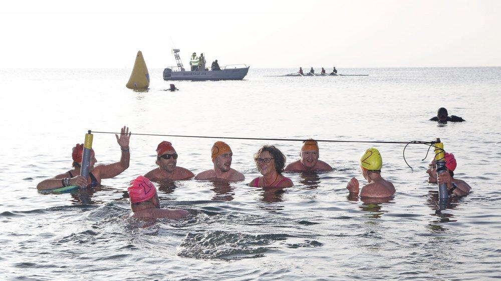 Ils seront 175 samedi à plonger dans une eau qui devrait tourner autour des 6 degrés.