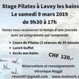 Stage de Pilates