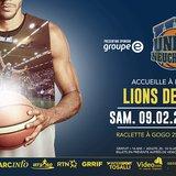 Union Neuchâtel Basket accueille le leader actuel