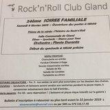 Soirée annuelle du Rock'n'Roll Club Gland