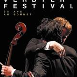 """Verbier Festival, exposition """"25 ans au sommet"""""""