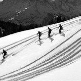 Mémoire en images – Haute saison du ski