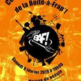Concert des élèves de La Boîte-à-Frap' !