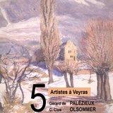5 Artistes à Veyras
