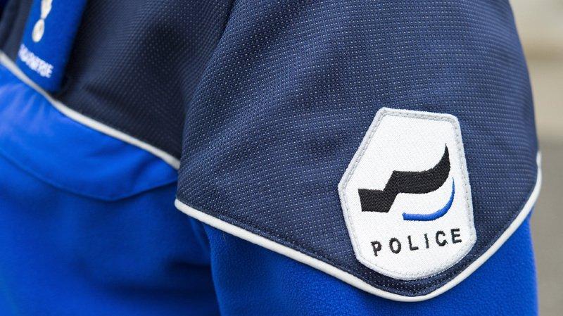 Les policiers fribourgeois n'ont pas pu mettre la main sur les agresseurs (illustration).