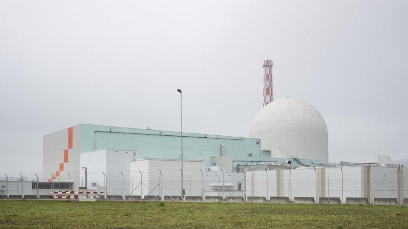 Un unique incident de niveau 1 a été signalé à la centrale nucléaire de Leibstadt. (Archives)