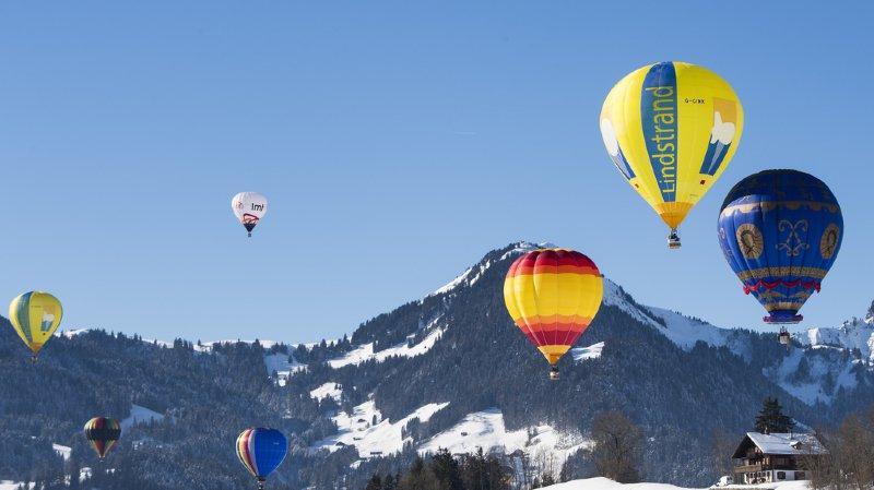 Château-d'Oex: le festival de ballons va utiliser des montgolfières mieux isolées, moins gourmandes en gaz