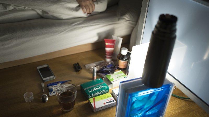 Santé: l'épidémie de grippe a atteint la Suisse