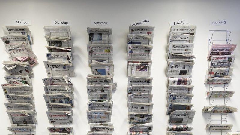 La presse de ce dimanche s'est aussi intéressée à l'avenir du Forum économique de Davos (illustration).