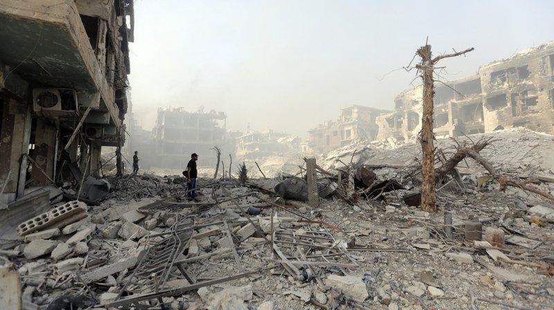 Syrie: avec près de 20'000 morts, 2018 est l'année la moins meurtrière depuis le début du conflit