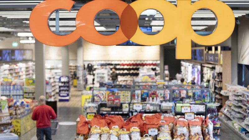 Commerce de détail: Coop dépasse pour la première fois la barre des 30 milliards de chiffre d'affaires