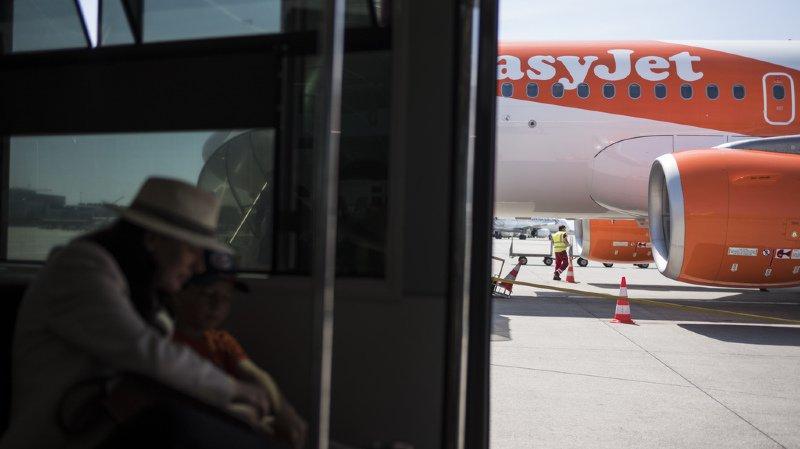 Bristol: passagère d'un vol Easyjet pour Genève débarquée parce que l'avion était plein