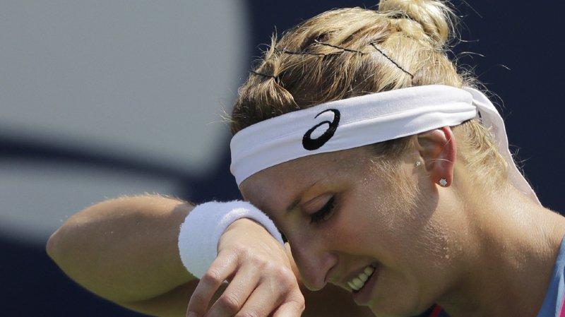 Tennis: Timea Bacsinsky bat Sevastova, numéro 13 mondiale, au premier tour du tournoi WTA de Sydney