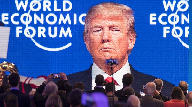 Economie: Trump a annoncé qu'il ne participera pas au Forum de Davos
