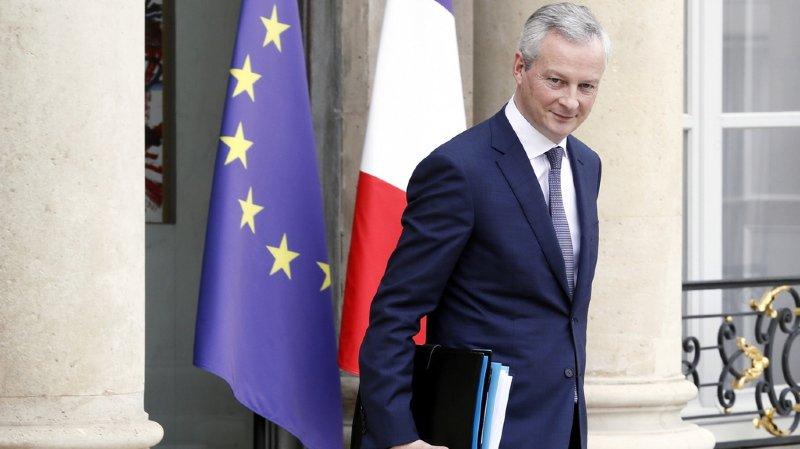 """France: la crise des """"gilets jaunes"""" coûte 0,1 point de croissance à l'économie"""