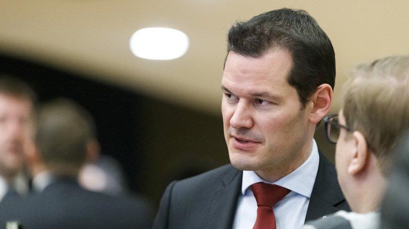Le conseiller d'Etat genevois Pierre Maudet soupçonné d'avantages venant du groupe Manotel