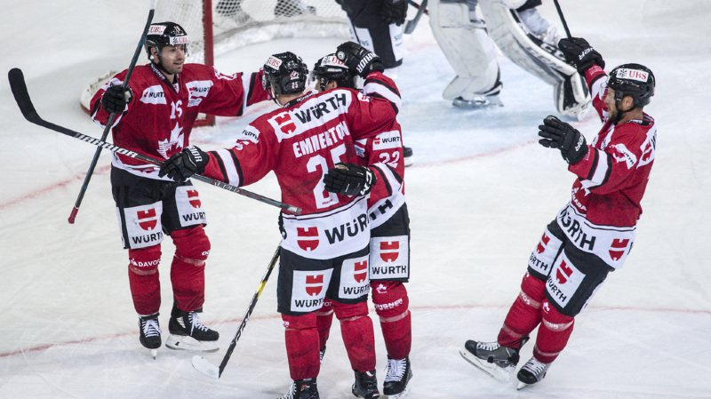 Les Canadiens n'ont pas eu de peine à remporter cette demi-finale.