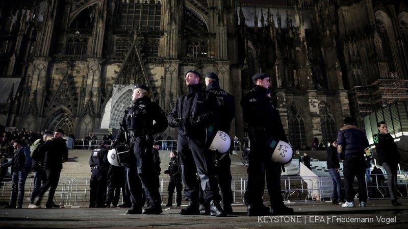 Les tensions sont très vives, un peu partout en Allemagne, après plusieurs agressions impliquant des migrants (archives).