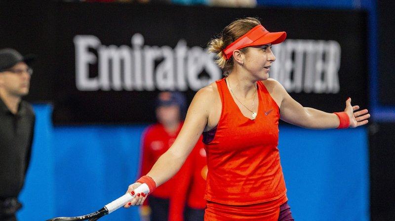 Tennis - Hopman Cup: Belinda Bencic s'incline et l'Allemagne égalise face à la Suisse