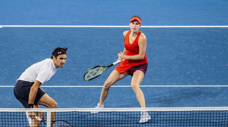 Belinda Bencic et Roger Federer remportent le tournoi pour la deuxième année d'affilée.