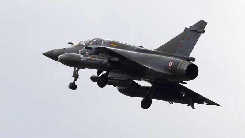Jura français: la boîte noire du Mirage 2000 écrasé a été retrouvée
