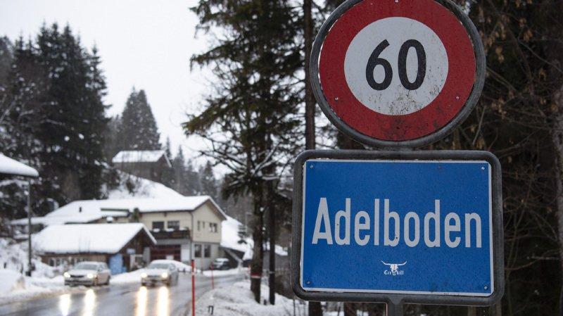 Un livre de condoléances publié par la commune d'Adelboden après l'accident de la route mortel en Suède