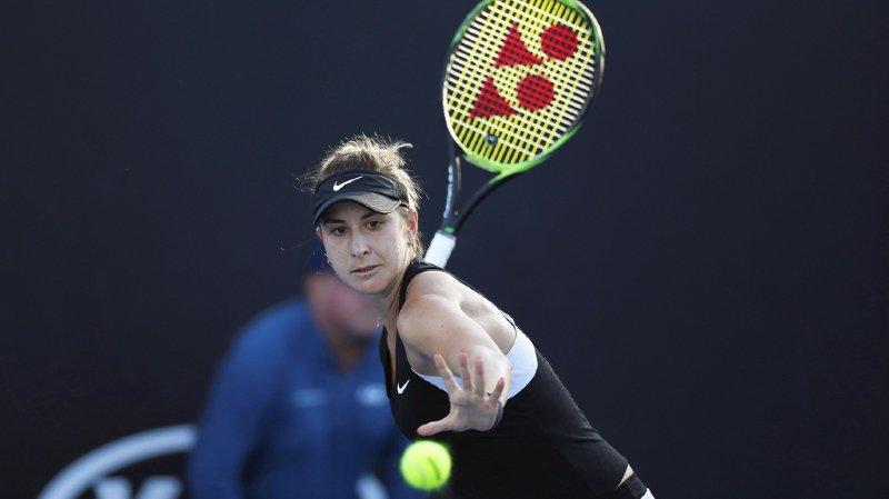 Tennis - Open d'Australie: Belinda Bencic se qualifie pour le 3e tour en dominant Yulia Putintseva en trois sets