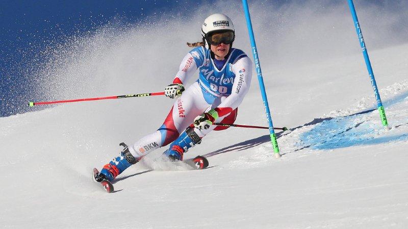 Ski alpin: l'Américaine Mikaela Shiffrin déclasse la concurrence sur le géant de Kronplatz, Top 10 pour Holdener