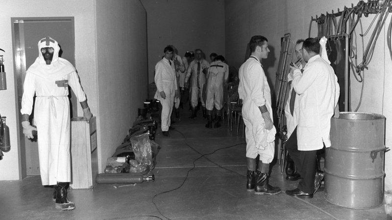 Il y a 50 ans à Lucens se produisait le pire accident nucléaire de Suisse.