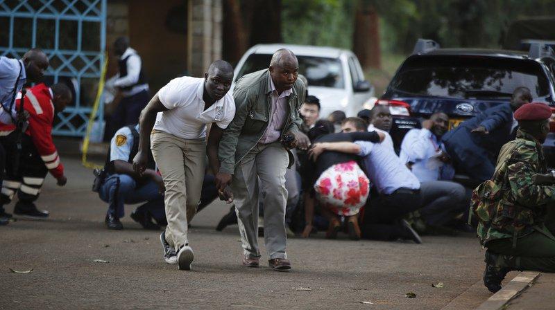 L'attaque survenue dans un hôtel de la capitale kényane a fait cinq morts.