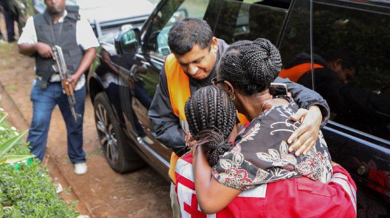 Kenya: l'attaque contre un hôtel à Nairobi a fait 21 morts, selon un nouveau bilan
