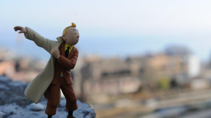 Visite guidée - Tournesol, Hergé & Tintin
