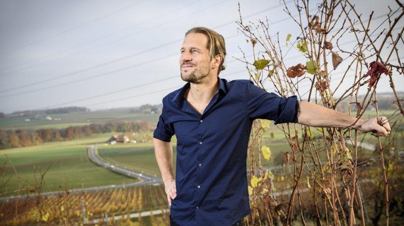Blaise Hofmann, sa plume donne vie à la vigne