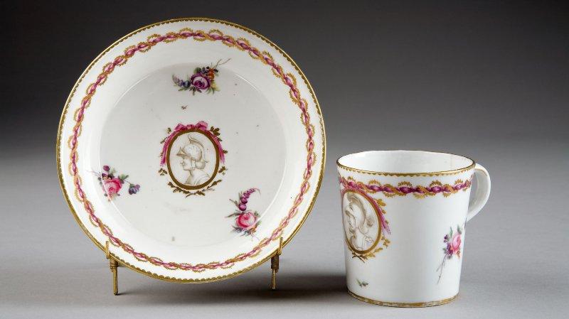 Connaissance 3 : Redécouvrir la porcelaine de Nyon