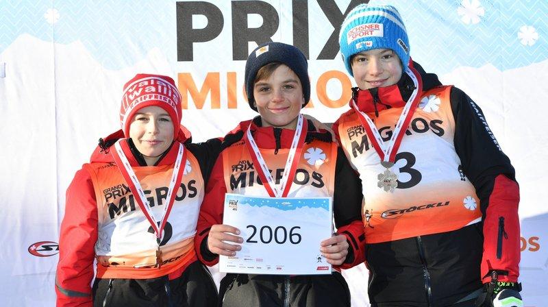 Deux jeunes skieurs de La Côte en finale du GP Migros