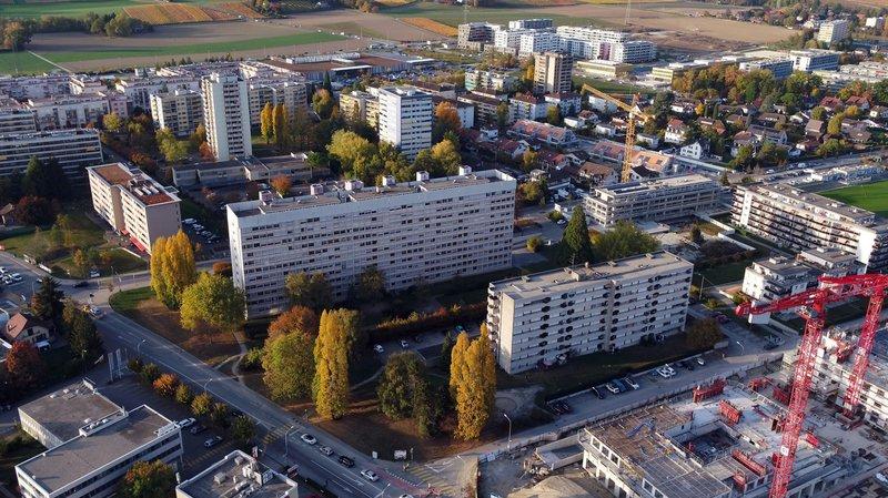 Des immeubles à Nyon (photo d'illustration).