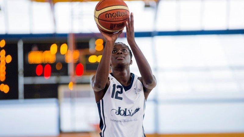 Nyon Basket Féminin: Aminata Mbaye de retour