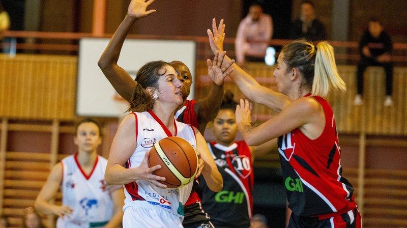 DEL Basket s'incline face à Meyrin pour son match de reprise