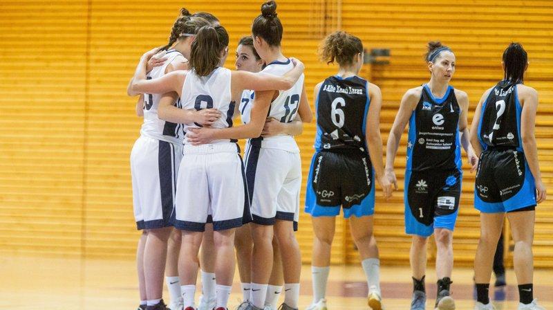 Aarau tient sa revanche contre le Nyon Basket Féminin