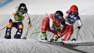 Skicross: Fanny Smith s'impose à Idre Fjäll, en Suède, Romain Détraz 3e chez les garçons