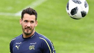 Football - Equipe de Suisse: Roman Bürki, 2e gardien, fait une pause avec la Nati