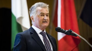 Succession de Pierre-Yves Maillard: l'UDC lance Pascal Dessauges dans la course au Conseil d'Etat