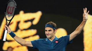 Tennis – Open d'Australie: pas de «night session» mercredi pour Roger Federer