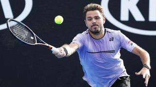 Tennis – Open d'Australie: Wawrinka et Bacsinszky joueront leur deuxième tour en même temps